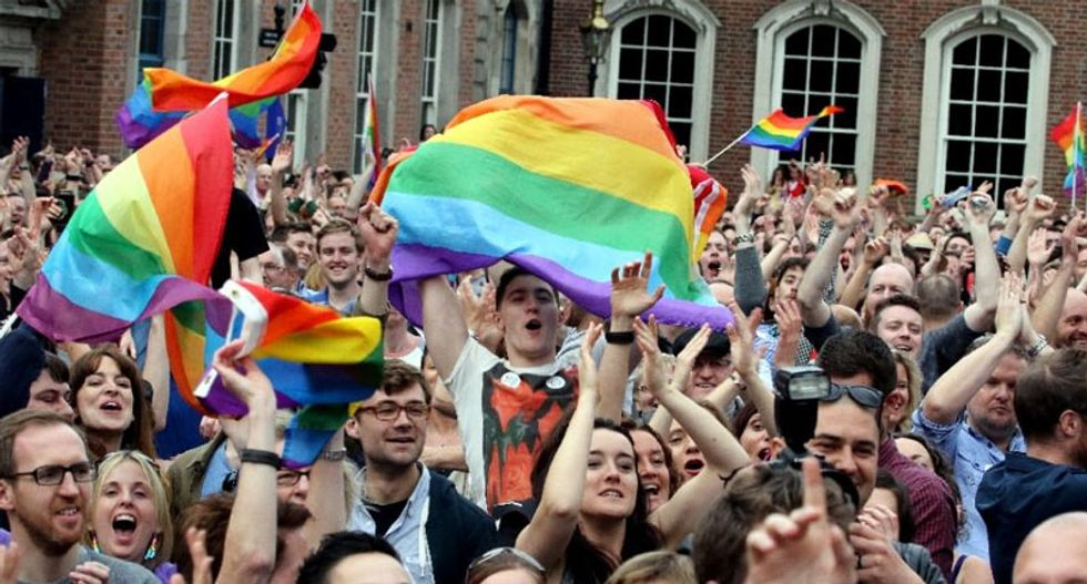 Catholic Church unnerved by Ireland's overwhelming 'Yes' to gay marriage