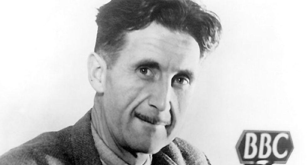 2017 isn't '1984' – it's stranger than Orwell imagined