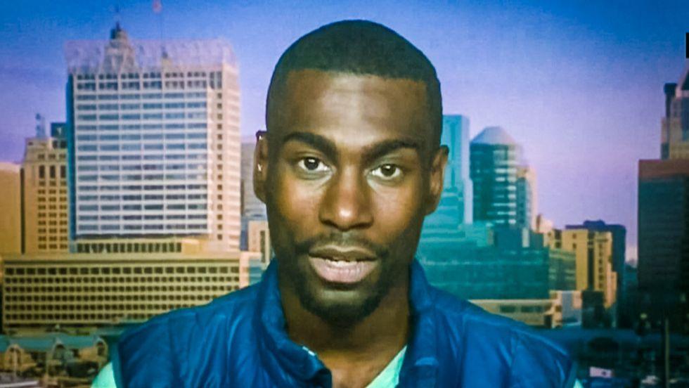 Black Lives Matter activist Deray McKesson runs to be Baltimore mayor