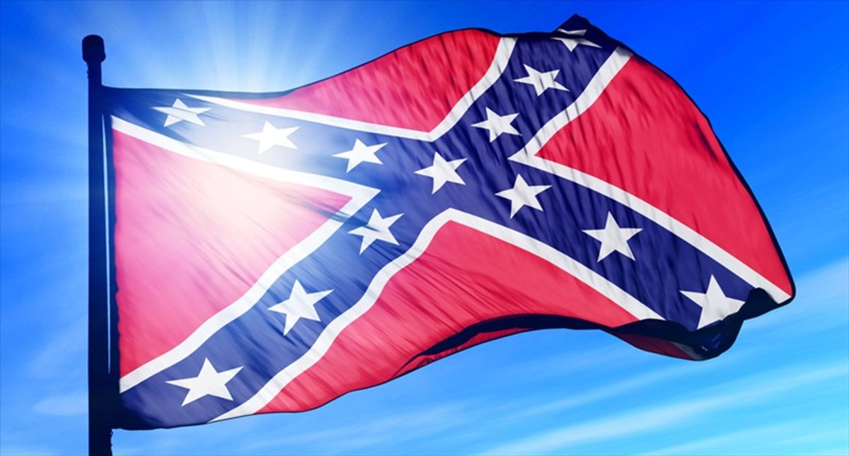 'Basically white heritage day': Nation stunned South Carolina is celebrating 'Confederate Memorial Day'