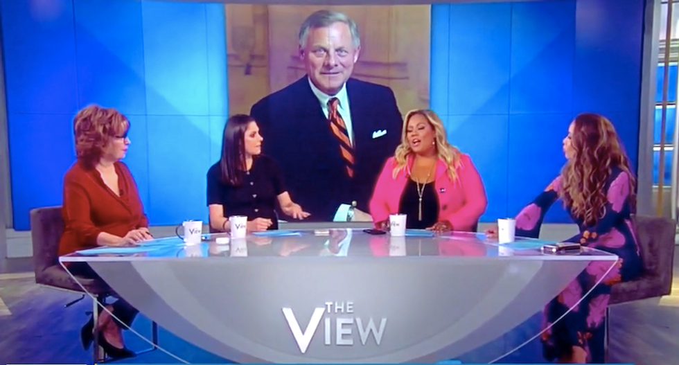 The View explains why Donald Trump is so worried about a Don Jr's subpoena