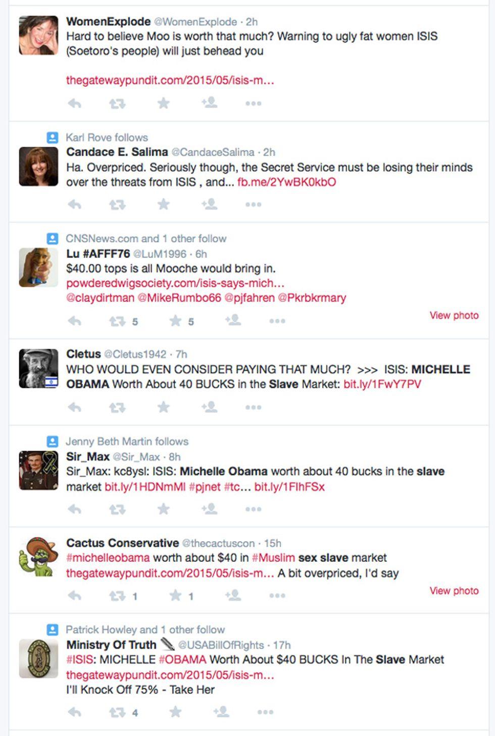 Twitter screencap - 5/24/2015