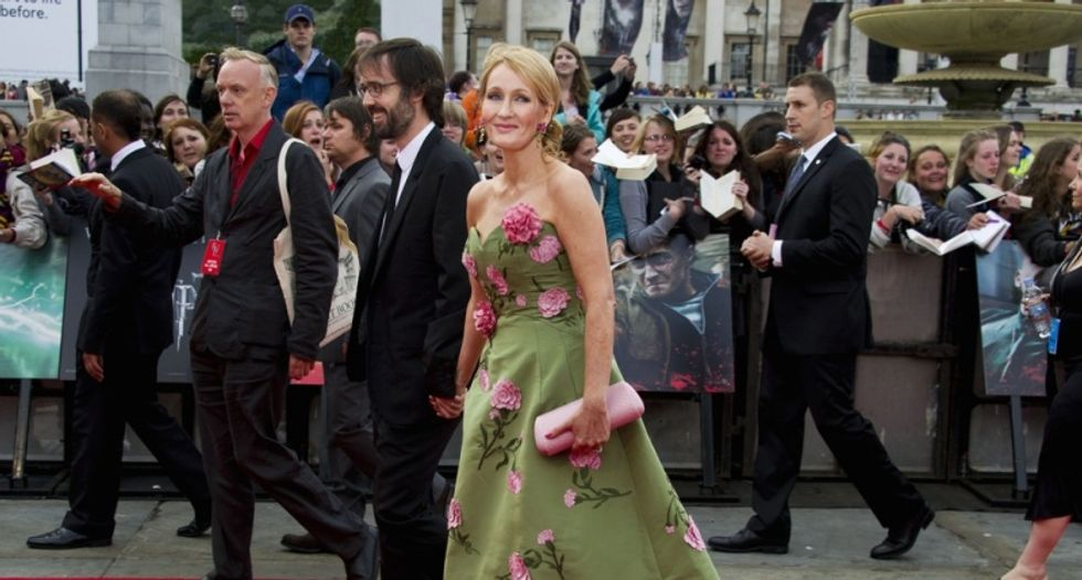 JK Rowling destroys Westboro Baptist Church with one simple tweet — and it's awesome