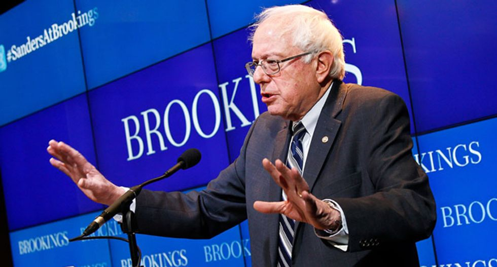 'I have a conscience': A look at the Wall Streeters fighting for Bernie Sanders