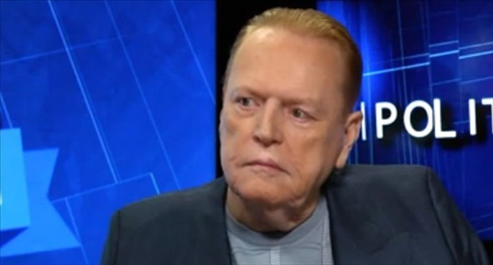 Larry Flynt: Ted Cruz more dangerous than Trump because he actually believes 'the crap' he says