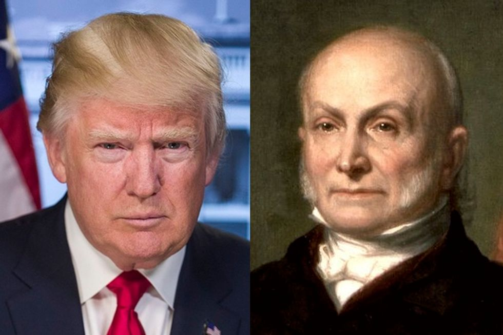 Eminent historians: Donald Trump is the founding fathers' worst nightmare