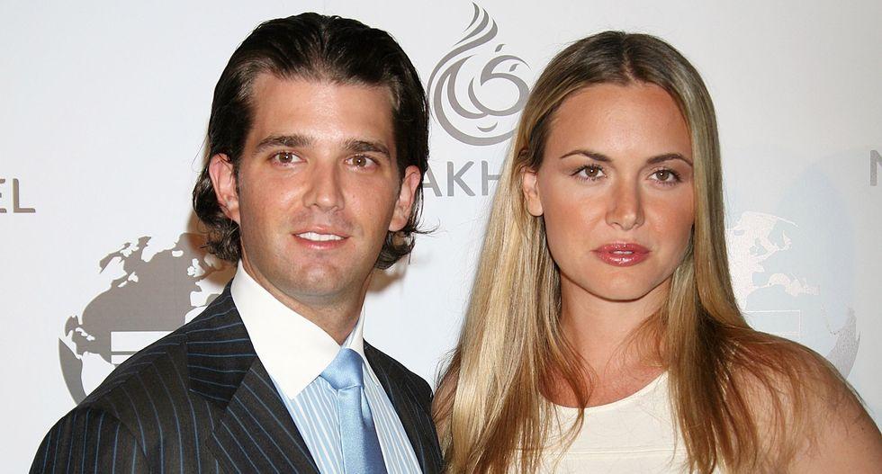 Don Jr's wife hires criminal defense lawyer for divorce case as Mueller probe heats up