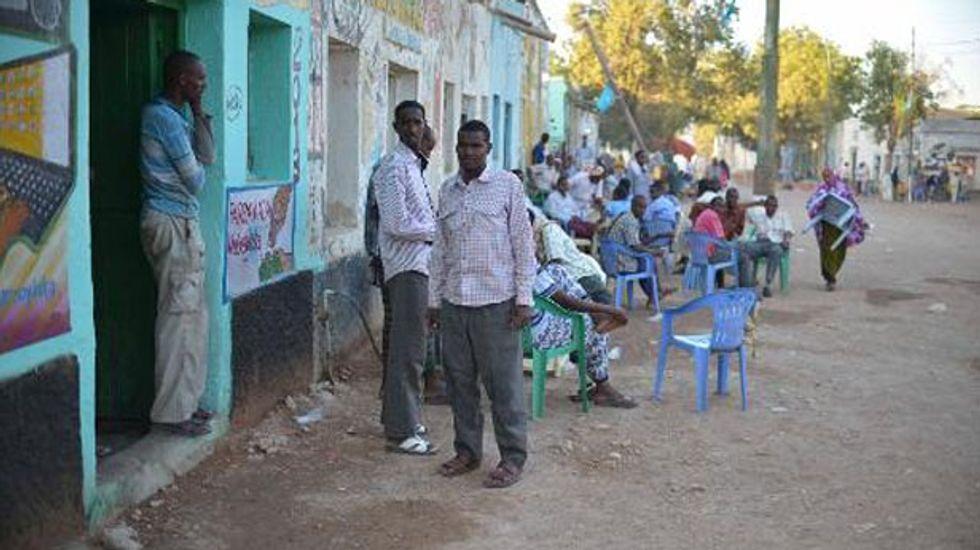 Man held in Somalia for 'beheading' his children