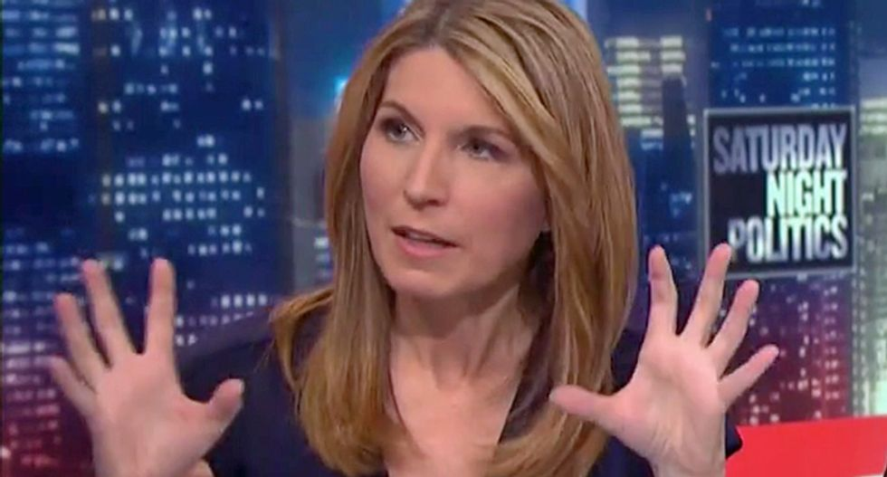 Trump's perceived wealth is as psychologically important to him as 'the size and performance of his hands': Nicolle Wallace