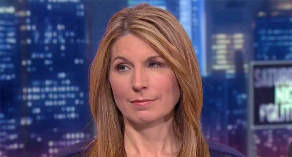 Nicolle Wallace says 'there's not one Republican who could stomach a mean tweet' from Trump: 'They are the party of cowards'