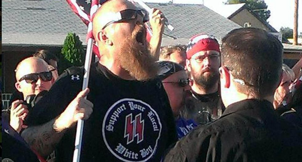 America's white supremacists emboldened by Britain's far-right Brexit win