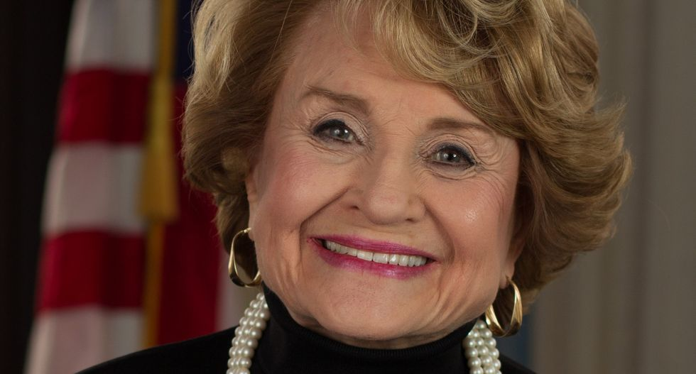 She served in Congress for 31 years until the day she died. These 7 Republicans refused to name a post office for her.
