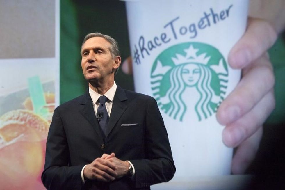 Paul Krugman levels 'fanatical centrist' Howard Schultz: 'His delusions of knowledge aren't that special'