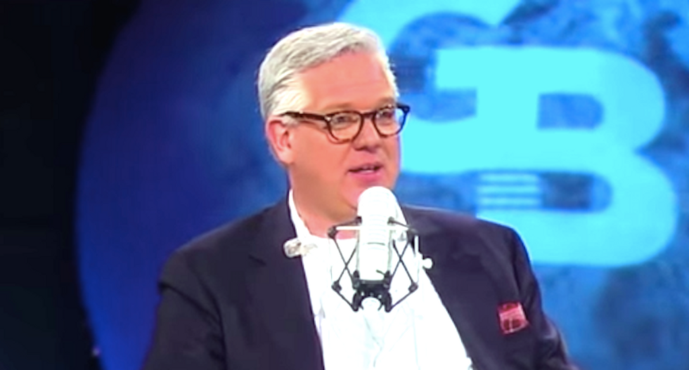 Glenn Beck: Rick Perry prayed for end to Texas drought -- and God answered with devastating floods