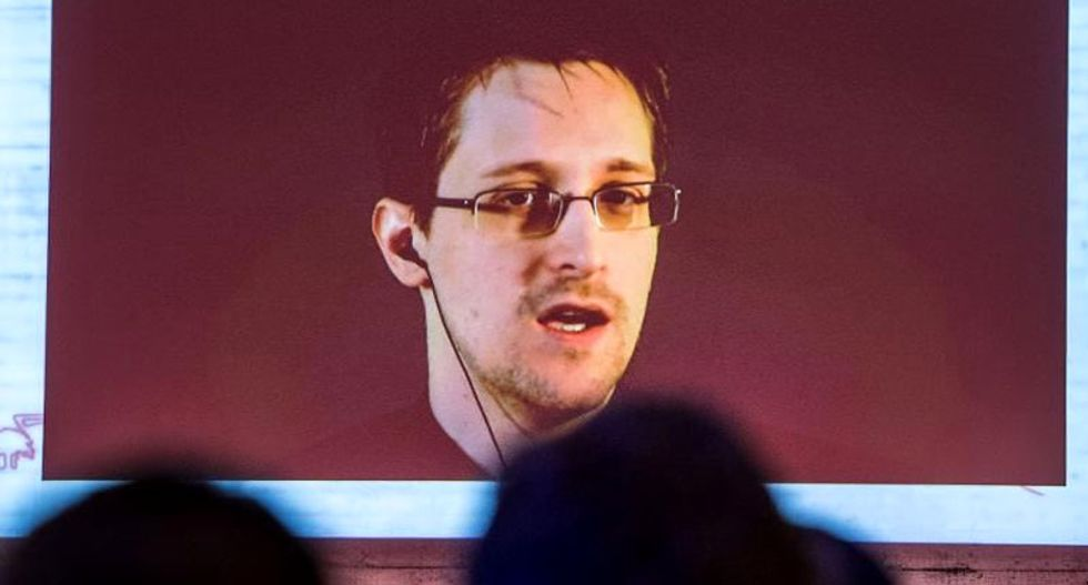 Edward Snowden awarded freedom of expression prize in Norway