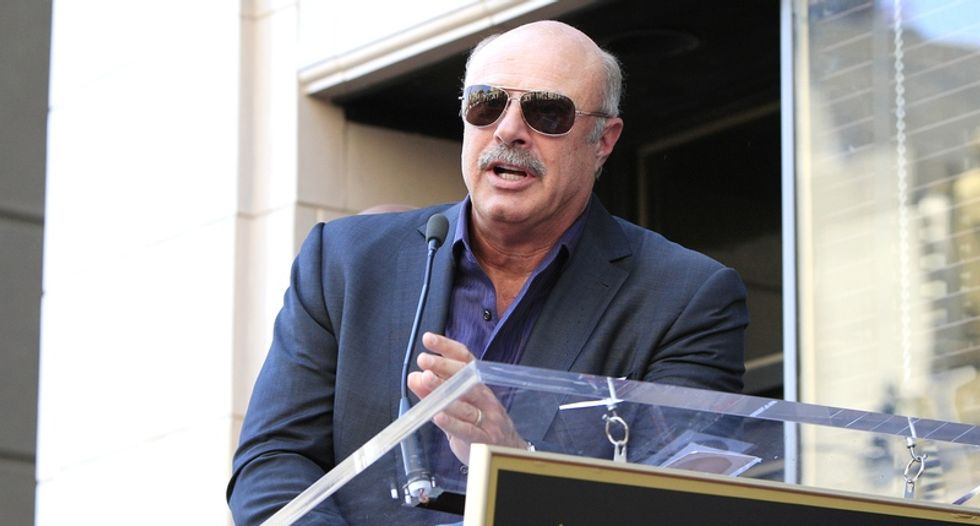 Dr. Phil: 'No truth' to reports I want to polygraph Josh Duggar and his dad