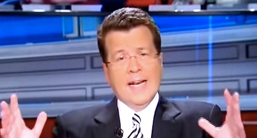 Fox's Neil Cavuto can't stop cracking transphobic jokes during Caitlyn Jenner segment
