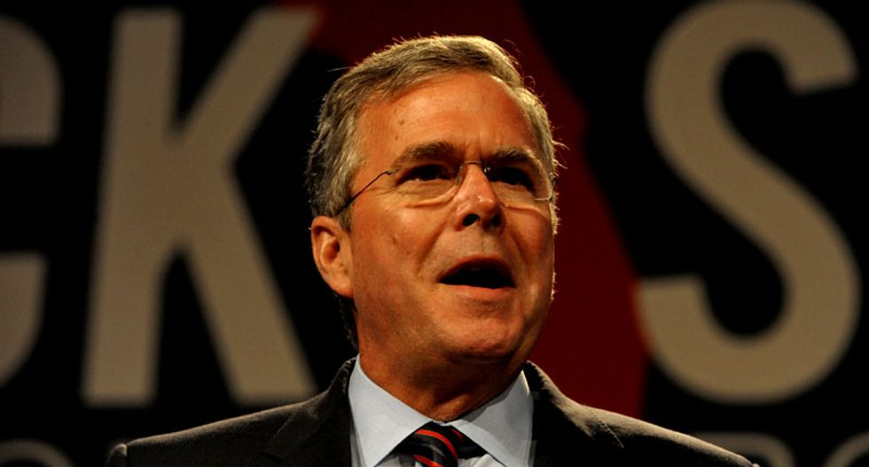 'Coming soon': Jeb Bush to announce White House bid on June 15