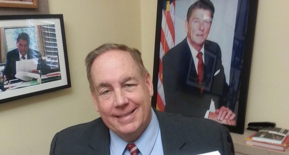 Nebraska Republican posts picture of beheaded woman on Facebook to rally support for death penalty