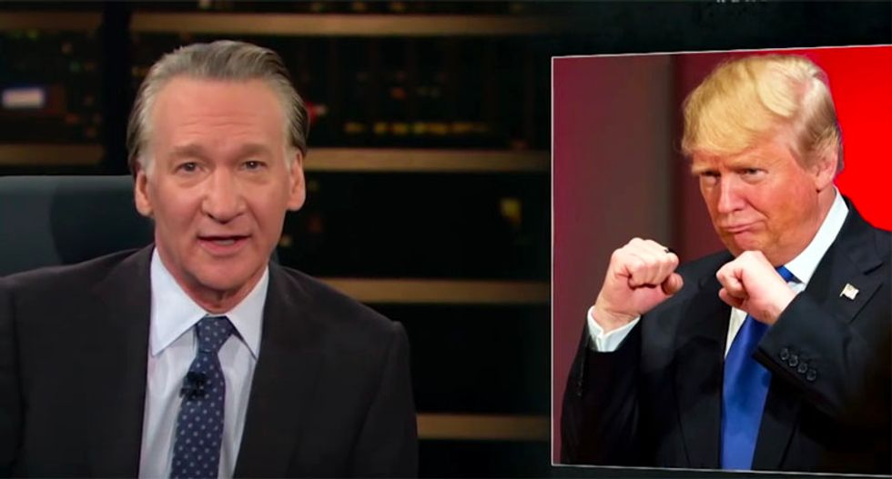 'Have some balls': HBO host Maher schools Democrats on how to take out GOP incumbents
