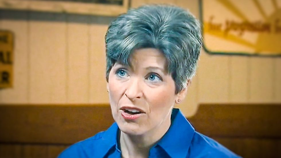 Sen. Joni Ernst: U.S. troops 'are ready to go back' to fight a new war in Iraq