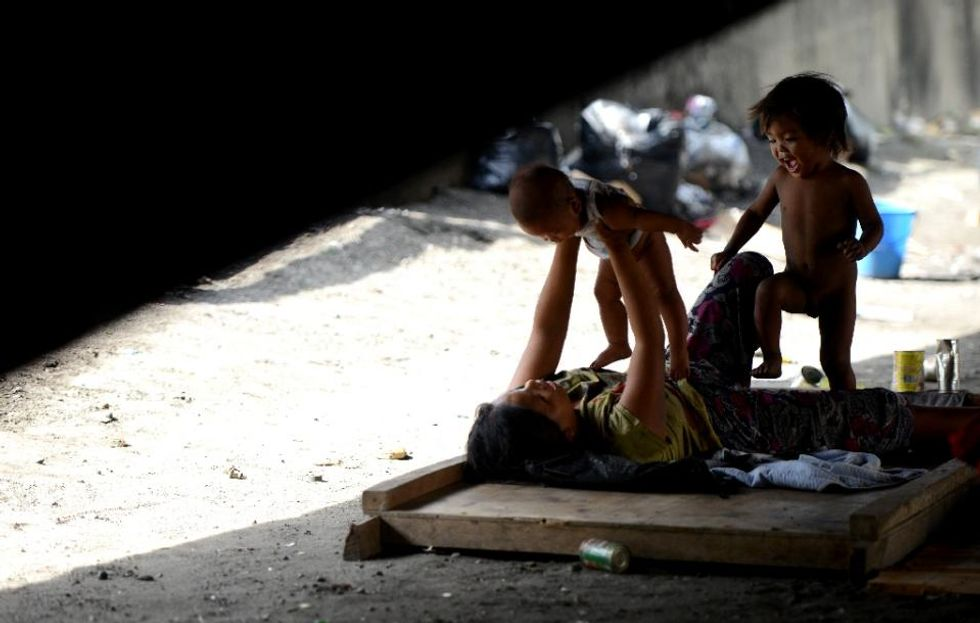 World Bank says extreme poverty to fall below 10 percent within a year