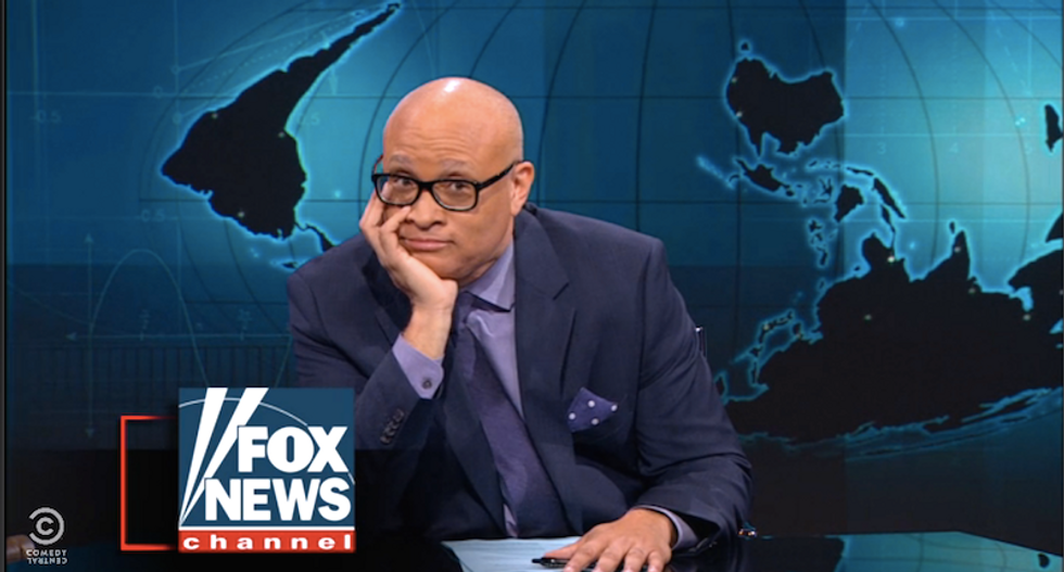 Larry Wilmore rips Fox News' tone-deaf coverage of McKinney cops violently breaking up pool party