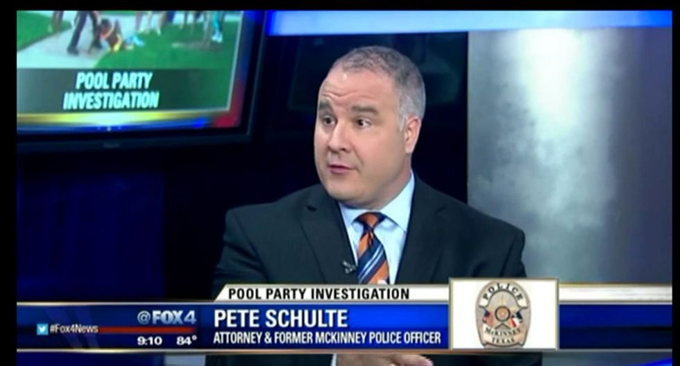 Ex-McKinney cop: Police force has a race problem and they need to 'get it under control'