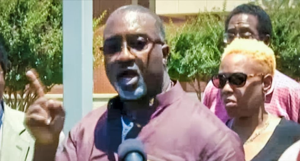 McKinney victim's father shames cop after pool party fiasco: 'He should be drug-tested, then fired'