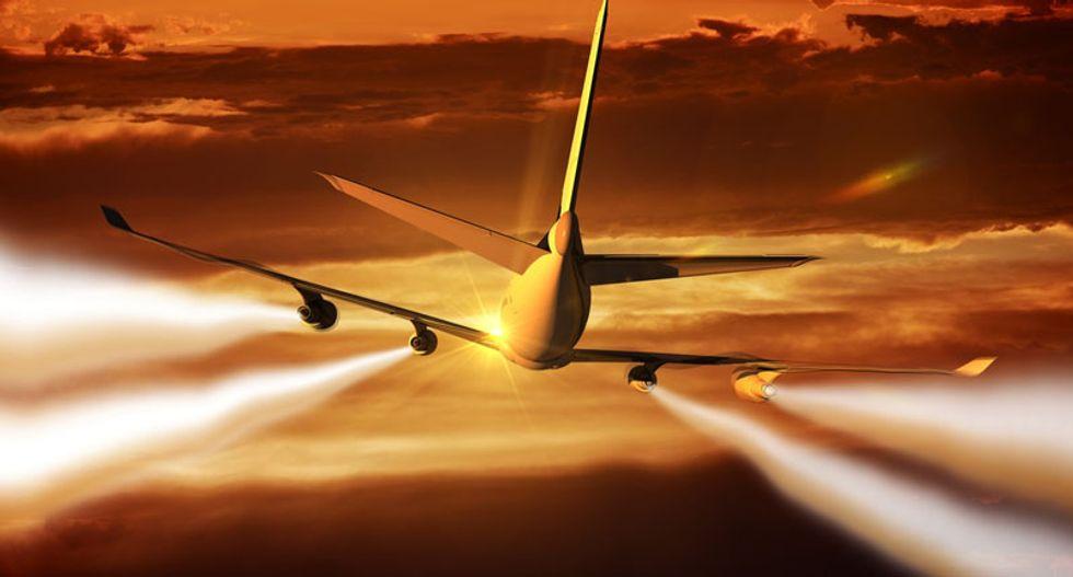 EPA takes step toward regulating airline emissions