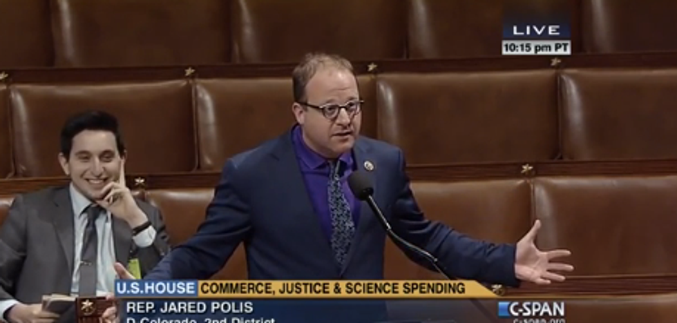 WATCH: Colorado Democrat schools Republican who wants federal troops to crack down on legal weed