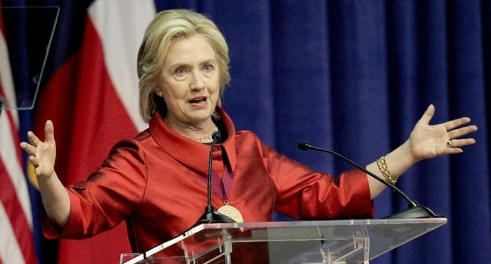 Clinton to put wages for 'everyday Americans' at heart of her economic agenda