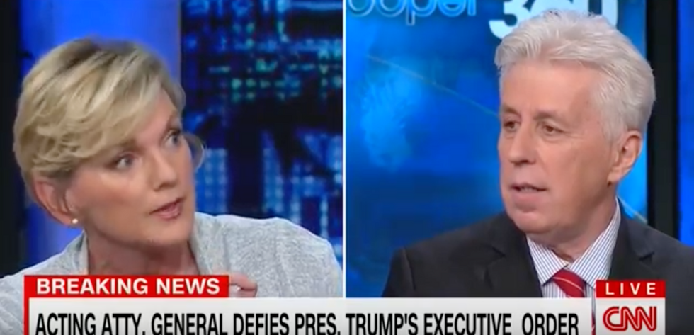 'Turns out being president is complicated': Granholm schools Jeff Lord over Trump's bumbling presidency
