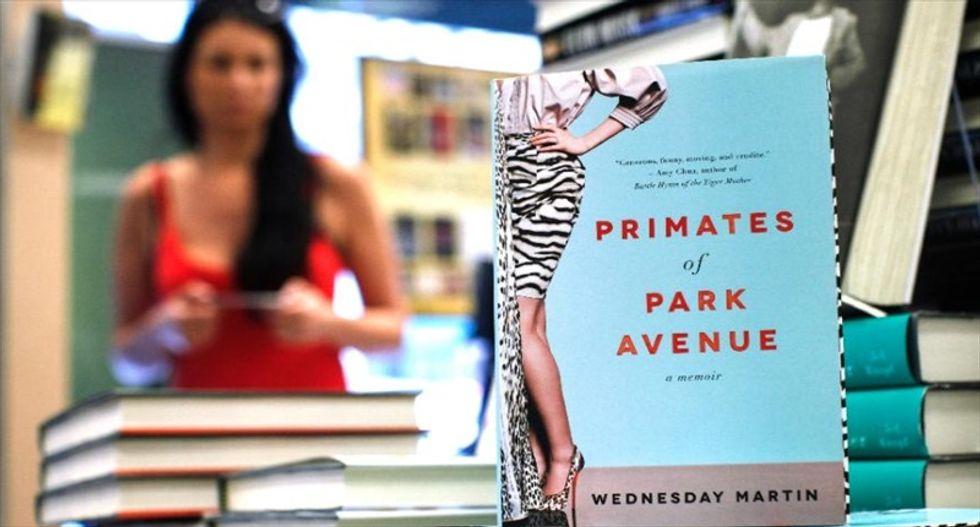 New 'anthropological memoir' is irritating Manhattan's 1-percenters