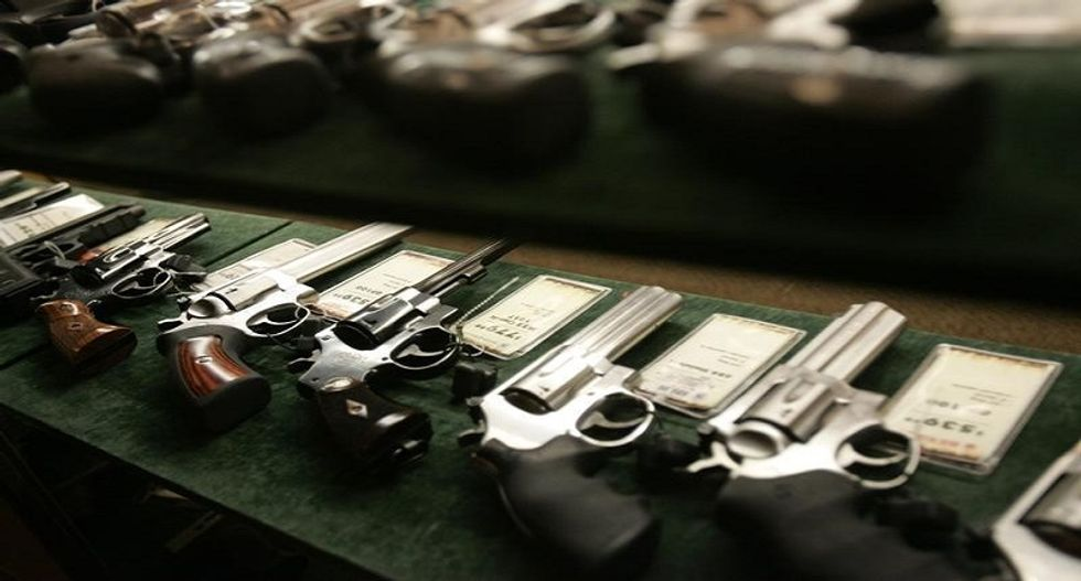 New Texas laws allow concealed handguns on state university campuses, open carrying in public