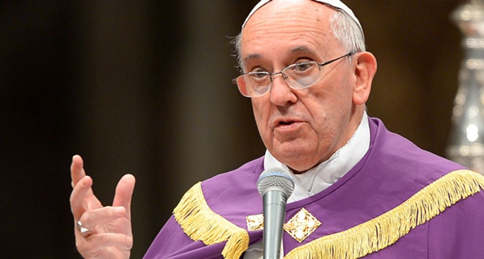 Vatican says no to gluten-free communion wafers -- but GMOs are OK