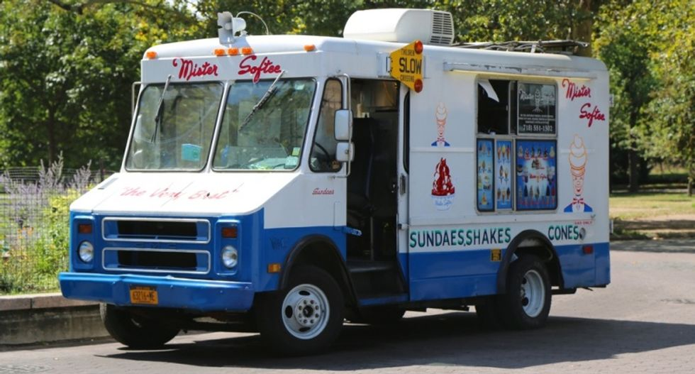 Maryland man arrested, charged with shooting ice cream truck driver