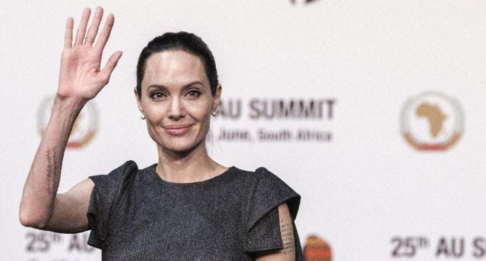 Angelina Jolie urges African leaders to end 'near total impunity' for sexual violence