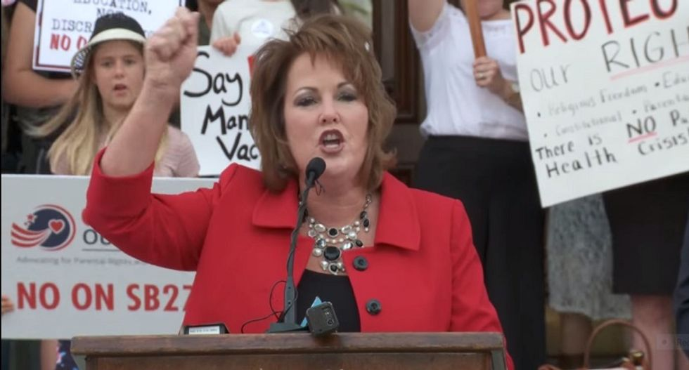 California lawmaker: 'Nobody knows' if drought is God's wrath for abortion - but blame liberals anyway