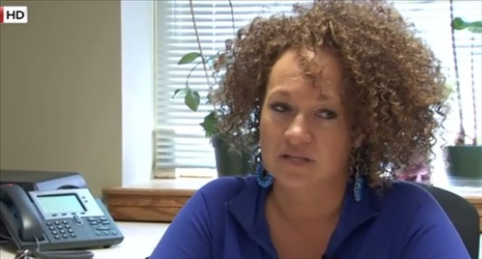 Spokane NAACP head considers herself black, rips parents: 'I don't give two sh*ts what you guys think'