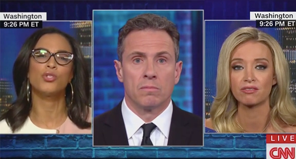 'Humanity distanced from policy': CNN analyst epically schools Trump aide over national emergency hypocrisy