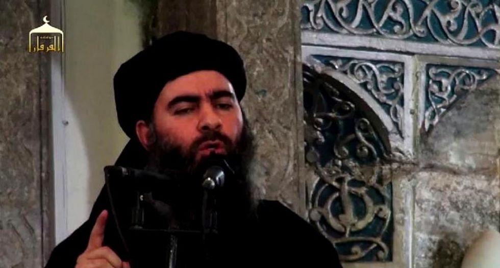 The Taliban warn Islamic State leader to keep his jihadists out of Afghanistan
