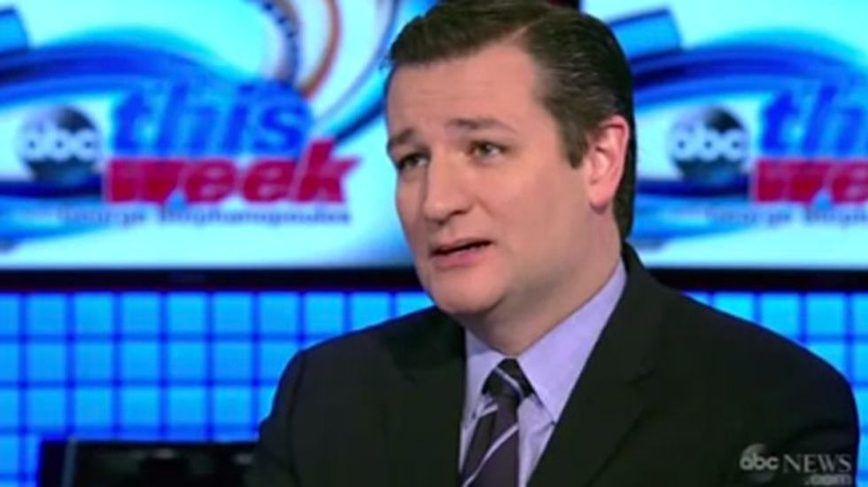Ted Cruz: I would have used military force to rescue Afghan POW Bergdahl