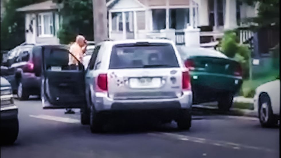 N.J. cop ran ex-wife off the road, shot her with a child in car as another officer watched: witness