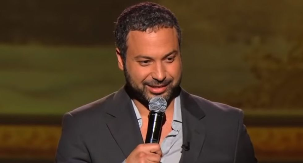 LISTEN: Florida man calls cops on Middle Eastern stand-up comedian after joke makes him 'uncomfortable'