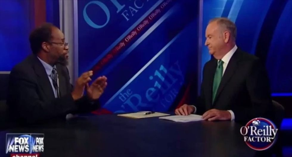 NYC activist blasts Bill O'Reilly: Quit portraying black men as 'society's moral monsters'