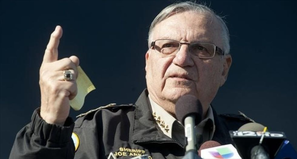 Federal judge upholds ruling finding Joe Arpaio guilty of racial profiling, targeting opponents