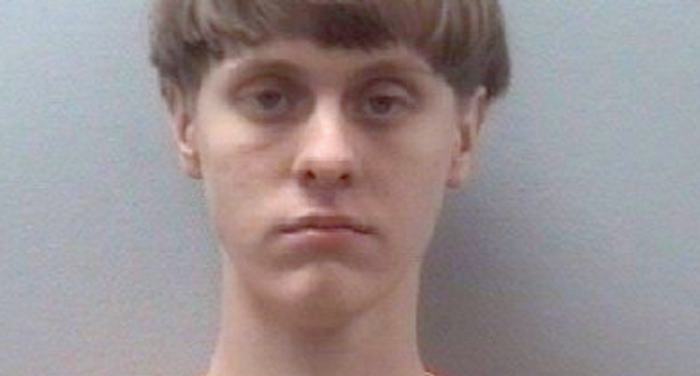 Suspected terrorist Dylann Roof captured during traffic stop in North Carolina