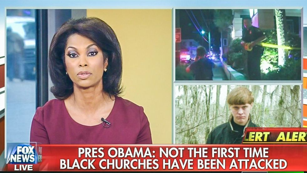 New record? Fox takes under a minute to slam Obama's church shooting remarks  for making guns 'political'