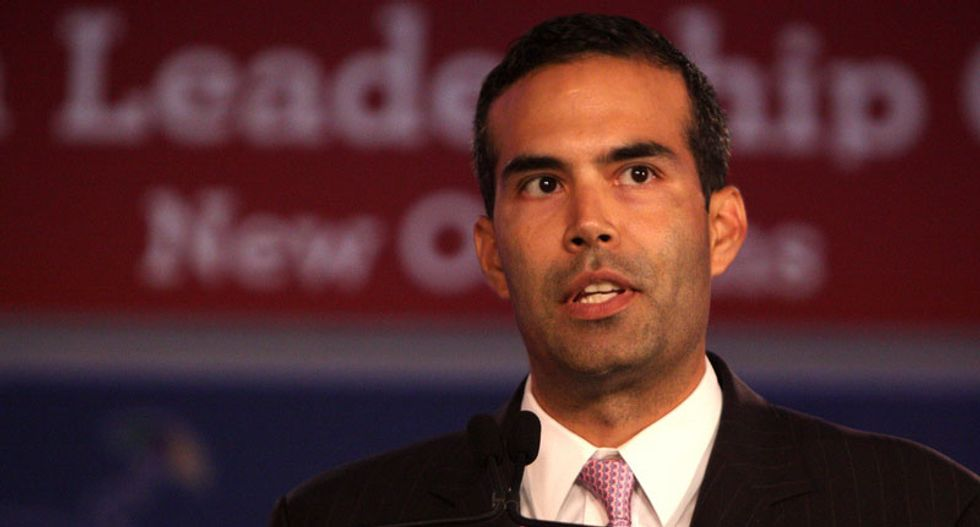 George P. Bush's secret mansion is financed by an undisclosed loan from Texas donor's bank